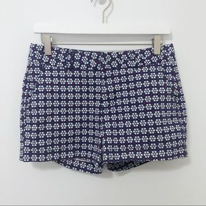 ❄️ Gap Khakis by Gap Floral Print 3 Inch Shorts